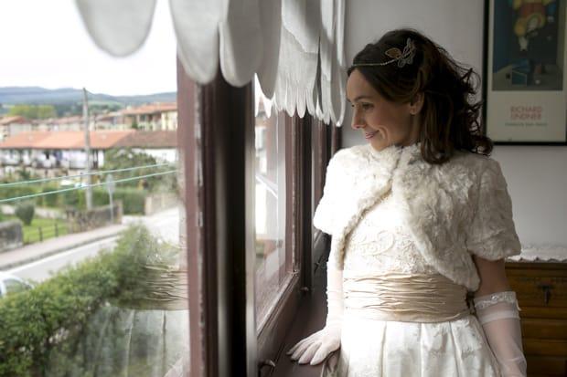 Ana_bellisima_con_vestido_y_chaqueta : un vestido un sueño Monic