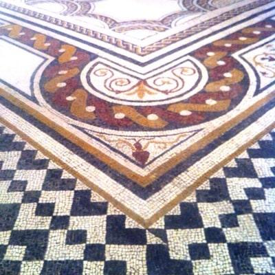 Inspiracion Monic Mosaico-romano
