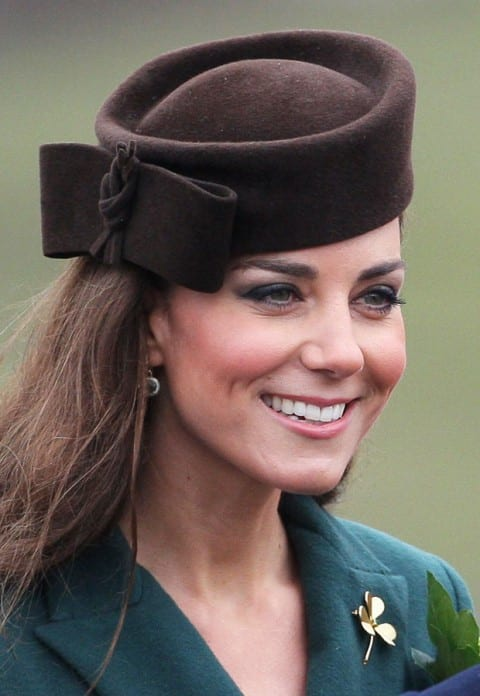 Kate-Middleton-StPatricksDayParade-LockAndCoHatters