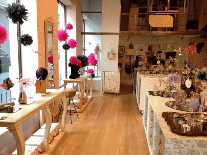 Visita la tienda Monic - Madrid - Travesía de Belén 2 -- Tienda Interior
