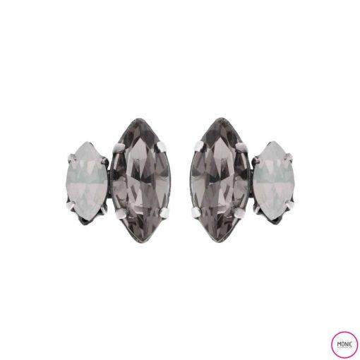 pendientes cristal Swarovski para boda