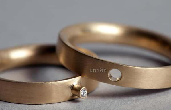 alianzas de oro para boda en Madrid
