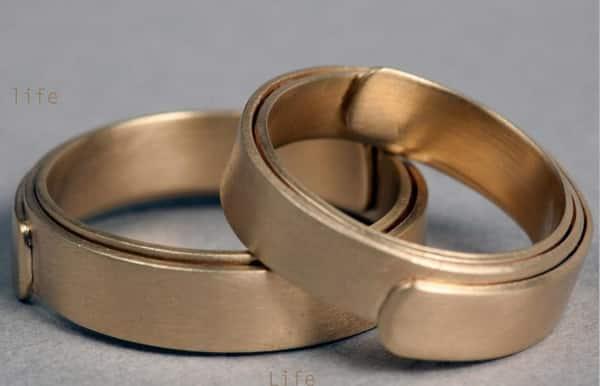 comprar anillos de boda diferentes y originales