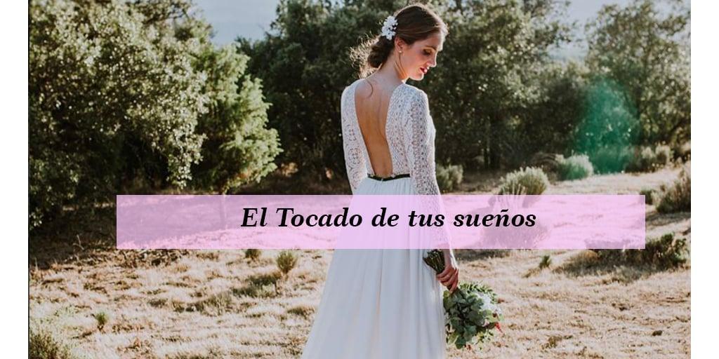 tocados novia madrid