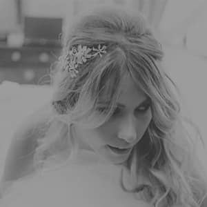 tocados para novia en Madrid de cristal Swarovski
