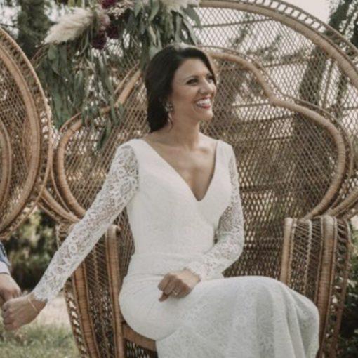 pendientes grandes invitada boda novia cristal Swarovski diseño original colores