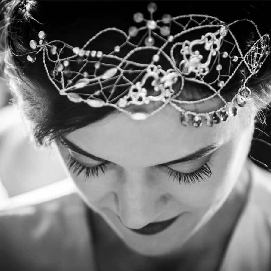 tocados hechos a mano y personalizados a medida para novias madrinas invitadas