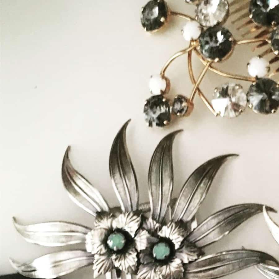 comprar tocados y adornos de pelo artesanales y personalizados en madrid