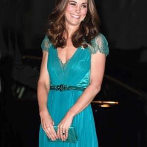 pendientes azul turquesa para vestido azul