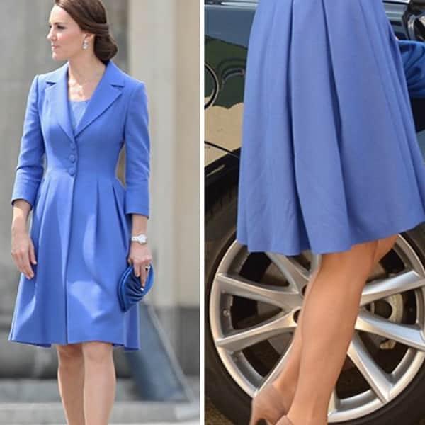 pendientes azul lavanda para vestidos fiesta invitada azul